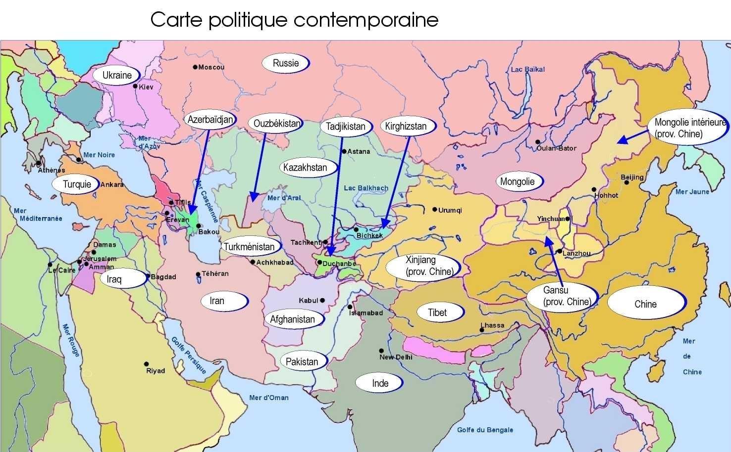 Carte Geo De Lasie.Cartes